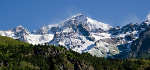 Alta Via 1 Trekking Tour - Aosta Valley - Alps of Italy